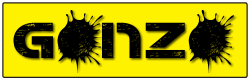 Coverband Gonzo Logo